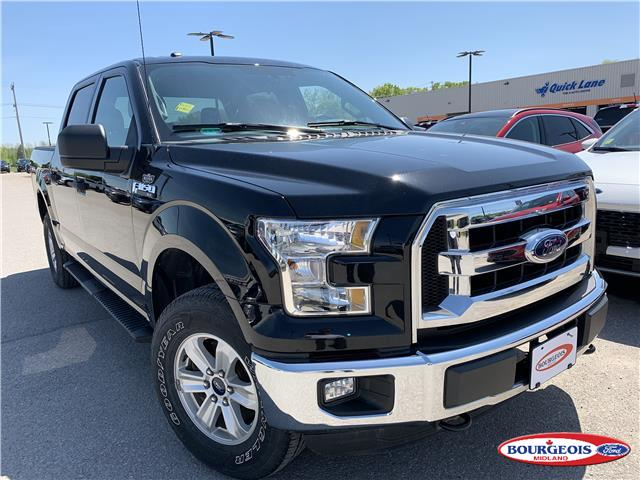 2016 Ford F-150 XLT (Stk: 20T436A) in Midland - Image 1 of 3