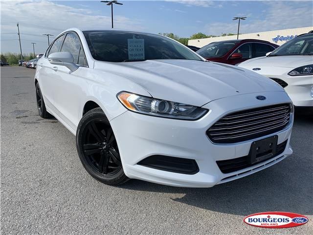 2016 Ford Fusion SE (Stk: 20T278AA) in Midland - Image 1 of 10