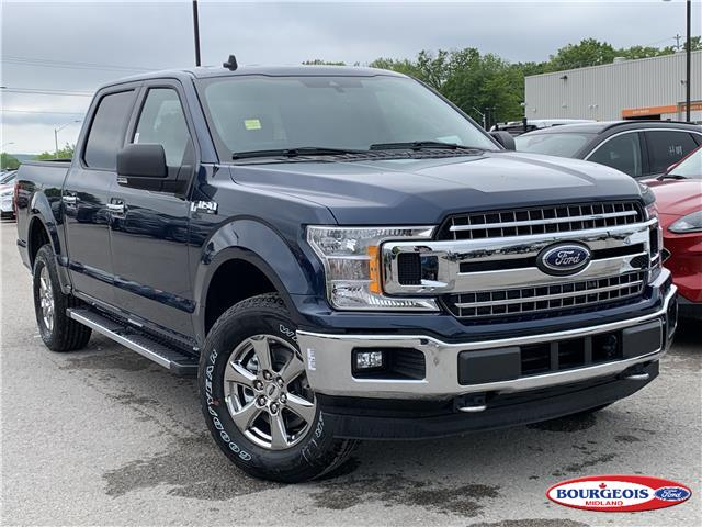 2020 Ford F-150 XLT (Stk: 20T477) in Midland - Image 1 of 5