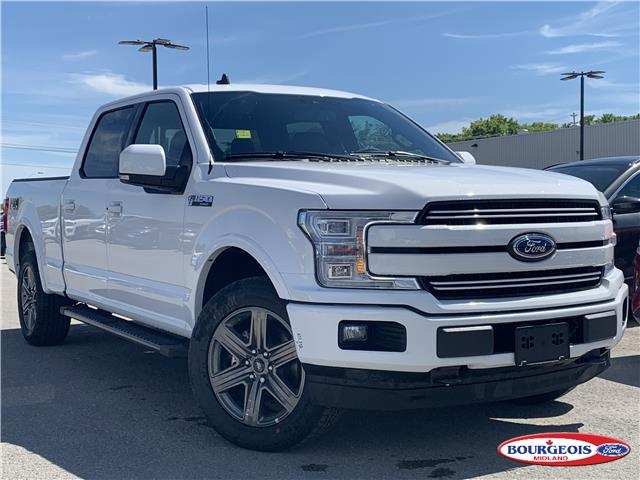 2020 Ford F-150 Lariat (Stk: 20T467) in Midland - Image 1 of 2