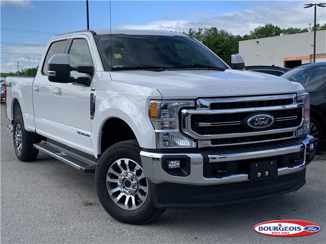 2020 Ford F-350 Lariat (Stk: 20T485) in Midland - Image 1 of 18