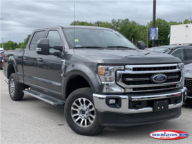 2020 Ford F-350 Lariat (Stk: 20T487) in Midland - Image 1 of 18