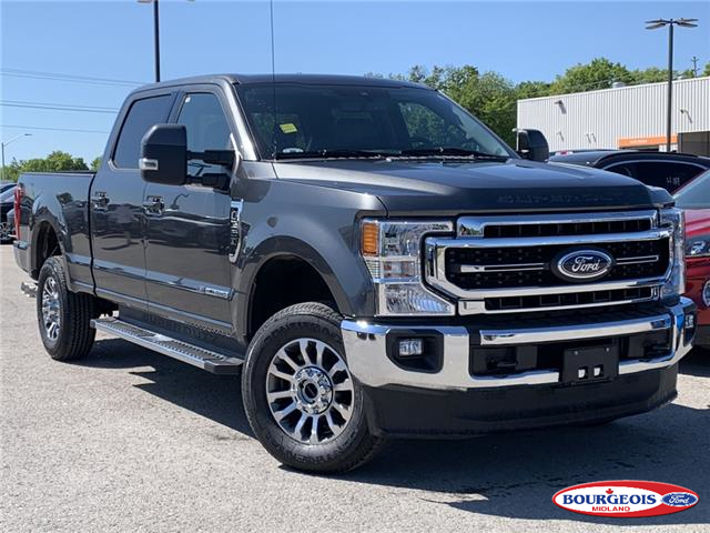 2020 Ford F-350 Lariat (Stk: 20T486) in Midland - Image 1 of 17