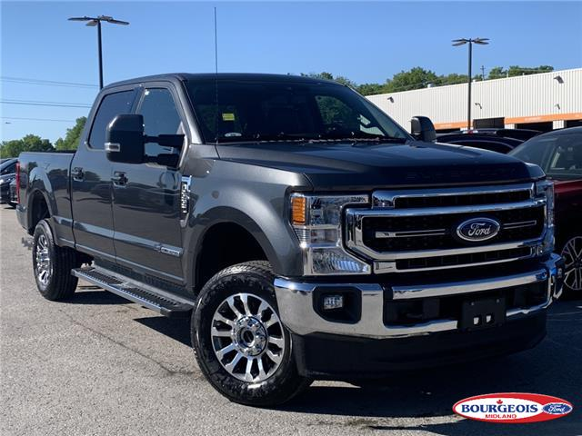 2020 Ford F-350 Lariat (Stk: 20T488) in Midland - Image 1 of 18