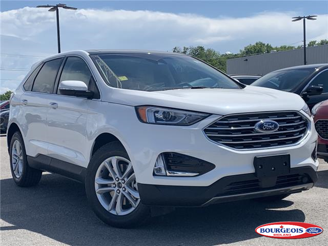 2020 Ford Edge SEL (Stk: 20T524) in Midland - Image 1 of 19