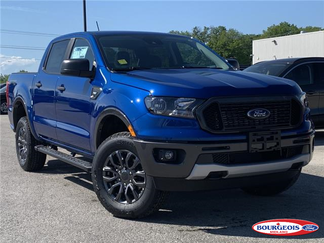 2020 Ford Ranger XLT (Stk: 20RT25) in Midland - Image 1 of 15