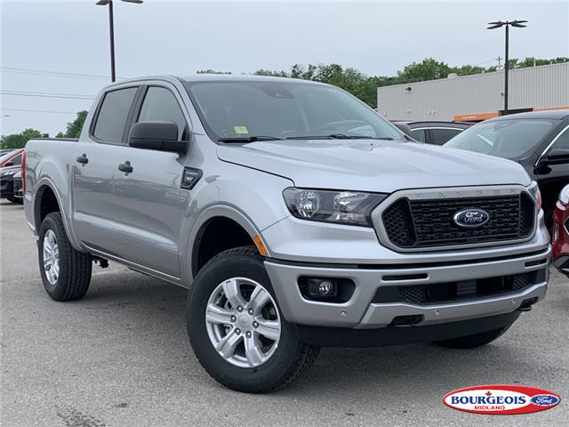 2020 Ford Ranger XLT (Stk: 20RT26) in Midland - Image 1 of 16