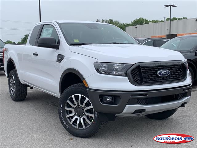 2020 Ford Ranger XLT (Stk: 20RT27) in Midland - Image 1 of 14