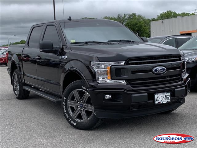 2020 Ford F-150 XLT (Stk: 20T530) in Midland - Image 1 of 15