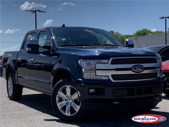 2020 Ford F-150 Platinum (Stk: 20T564) in Midland - Image 1 of 20