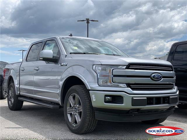 2020 Ford F-150 Lariat (Stk: 20T563) in Midland - Image 1 of 20