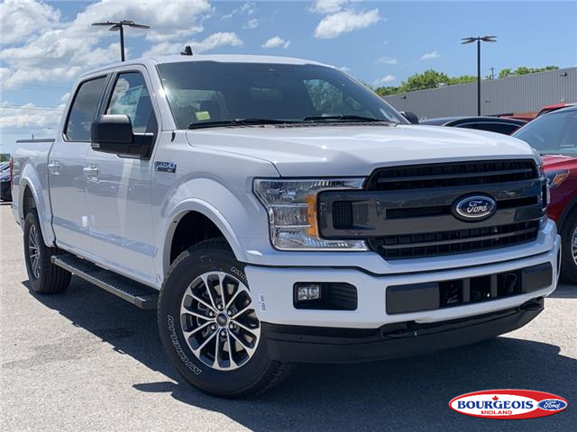 2020 Ford F-150 XLT (Stk: 20T553) in Midland - Image 1 of 13