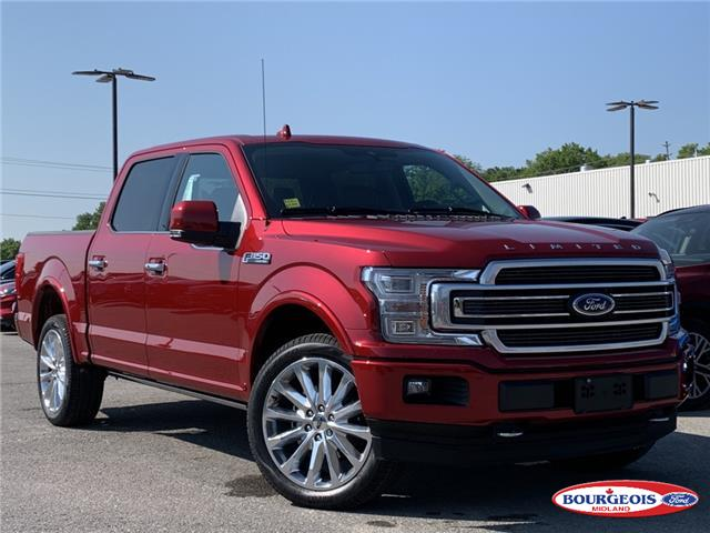 2020 Ford F-150 Limited (Stk: 20T551) in Midland - Image 1 of 18