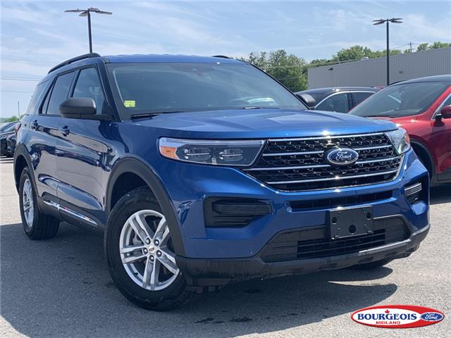 2020 Ford Explorer XLT (Stk: 20T172) in Midland - Image 1 of 16