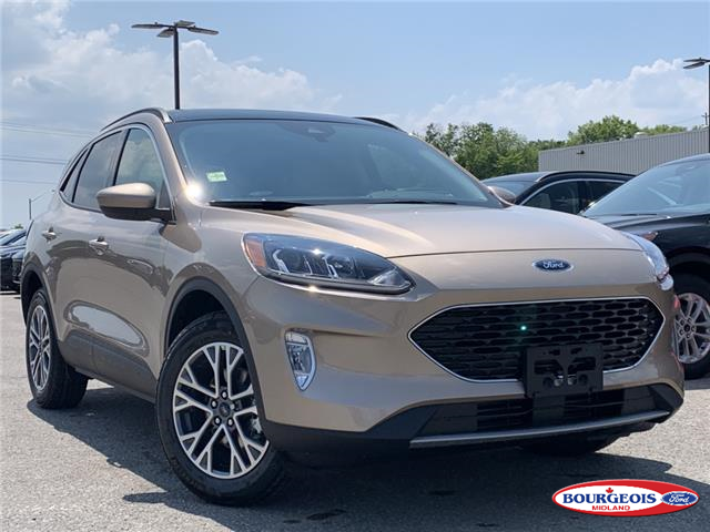 2020 Ford Escape SEL (Stk: 20T579) in Midland - Image 1 of 14