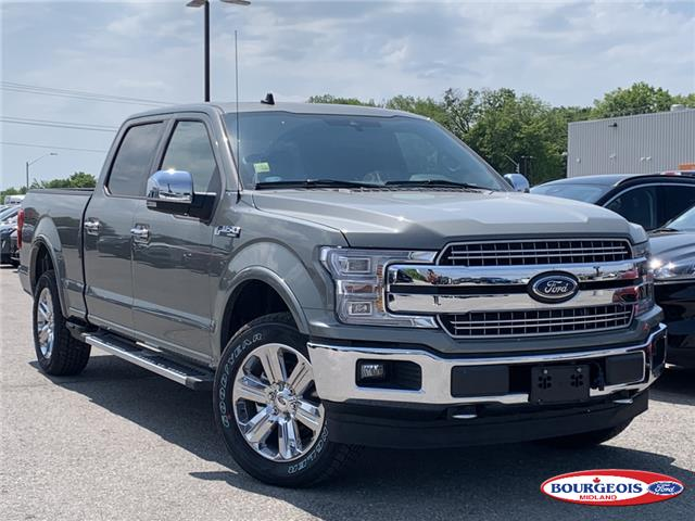 2020 Ford F-150 Lariat (Stk: 20T567) in Midland - Image 1 of 18