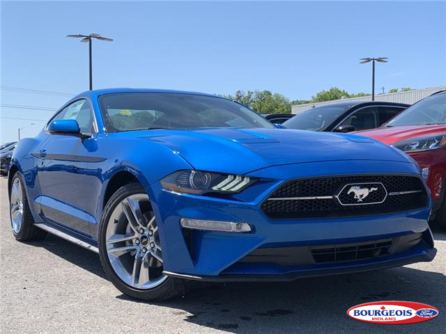2020 Ford Mustang EcoBoost Premium (Stk: 20MU11) in Midland - Image 1 of 13