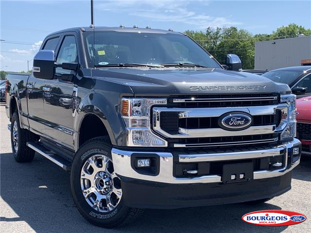 2020 Ford F-350 XLT (Stk: 20T583) in Midland - Image 1 of 14