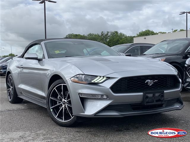 2020 Ford Mustang EcoBoost Premium (Stk: 20MU13) in Midland - Image 1 of 15