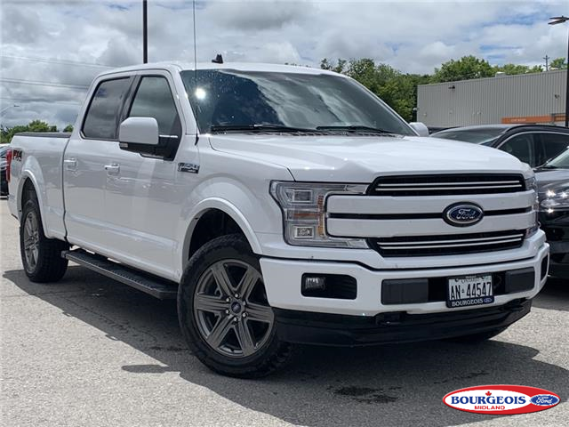 2020 Ford F-150 Lariat (Stk: 20T131) in Midland - Image 1 of 18