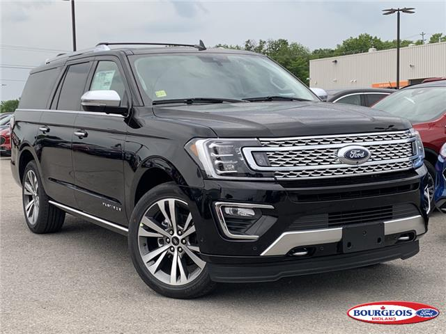 2020 Ford Expedition Max Platinum (Stk: 20T604) in Midland - Image 1 of 19