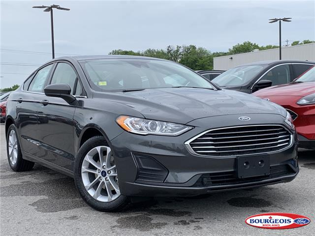 2020 Ford Fusion SE (Stk: 20FU34) in Midland - Image 1 of 16