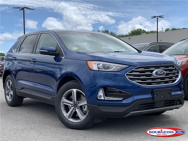 2020 Ford Edge SEL (Stk: 20T610) in Midland - Image 1 of 17