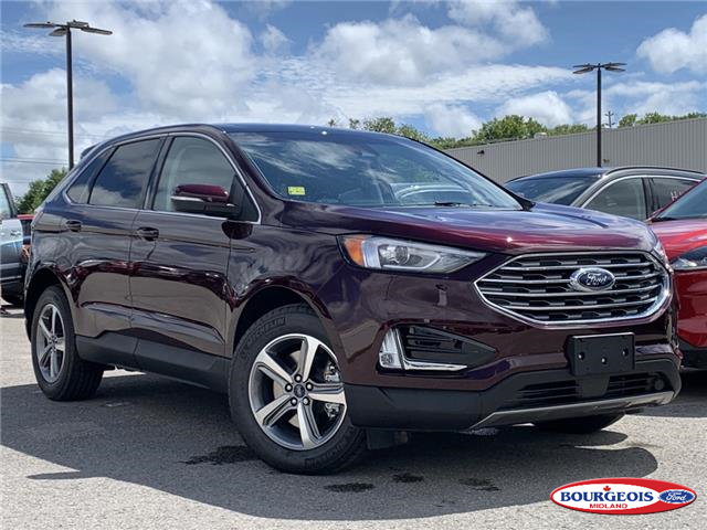 2020 Ford Edge SEL (Stk: 20T611) in Midland - Image 1 of 16