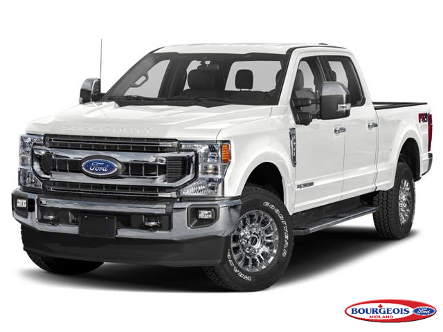 2020 Ford F-350 XLT (Stk: 20T636) in Midland - Image 1 of 8