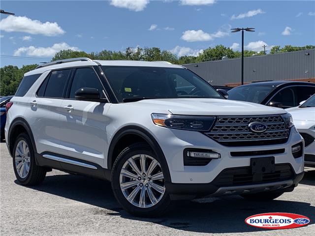 2020 Ford Explorer Limited (Stk: 20T626) in Midland - Image 1 of 20