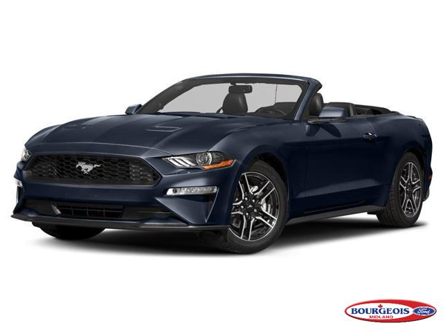 2020 Ford Mustang GT Premium (Stk: 20MU17) in Midland - Image 1 of 8