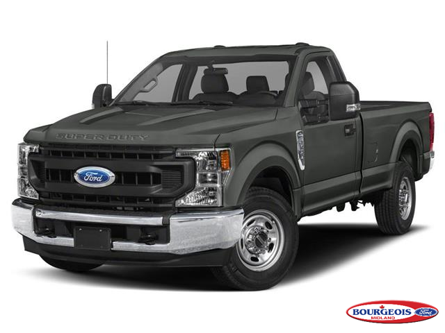 2020 Ford F-250 XLT (Stk: 20T665) in Midland - Image 1 of 8