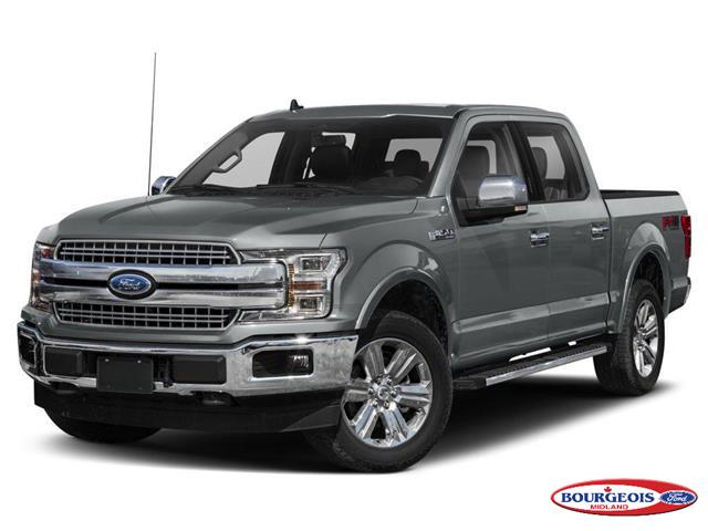 2020 Ford F-150 Lariat (Stk: 20T668) in Midland - Image 1 of 9
