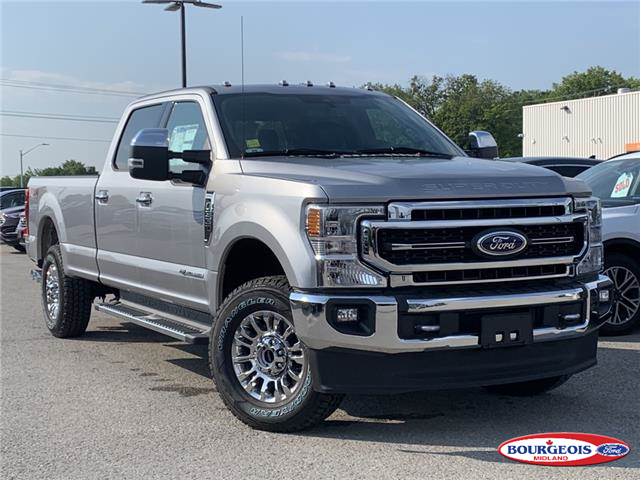 2020 Ford F-350 Lariat (Stk: 20T663) in Midland - Image 1 of 21
