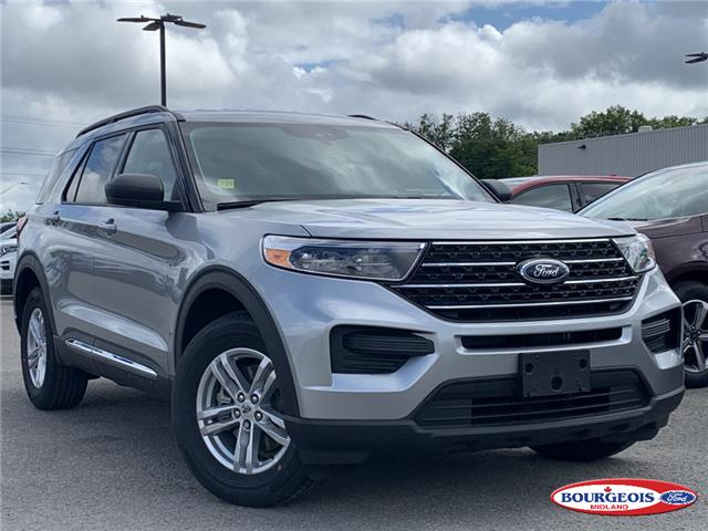 2020 Ford Explorer XLT (Stk: 20T660) in Midland - Image 1 of 16