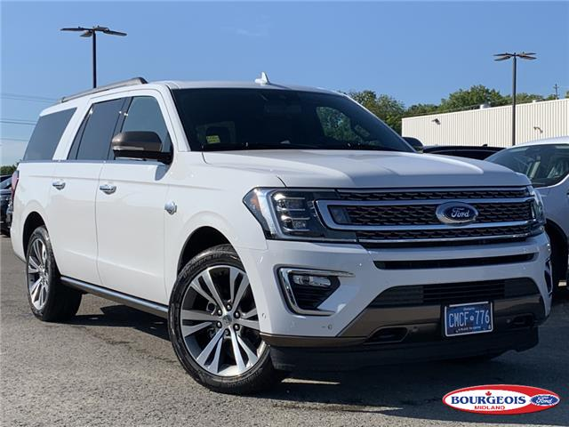 2020 Ford Expedition Max King Ranch (Stk: 20T678) in Midland - Image 1 of 19