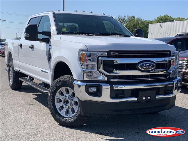 2020 Ford F-250 XLT (Stk: 20T689) in Midland - Image 1 of 13