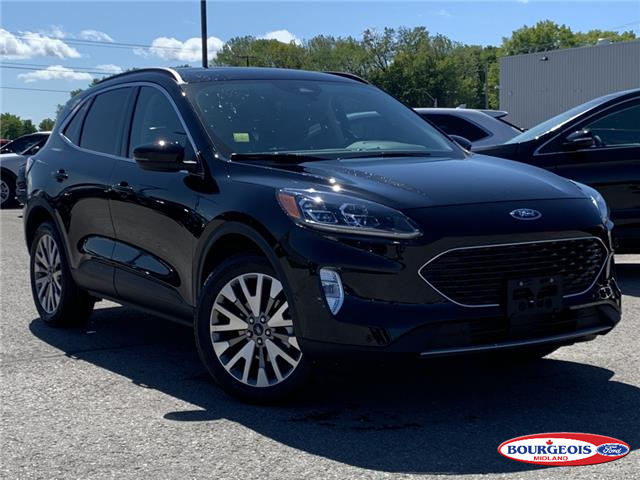 2020 Ford Escape Titanium (Stk: 20T773) in Midland - Image 1 of 16
