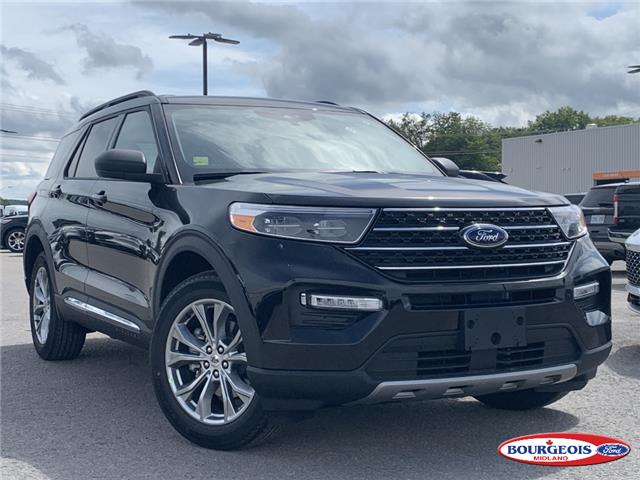 2020 Ford Explorer XLT (Stk: 20T812) in Midland - Image 1 of 16