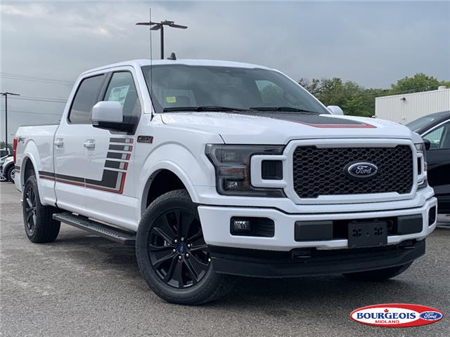 2020 Ford F-150 Lariat (Stk: 20T824) in Midland - Image 1 of 19