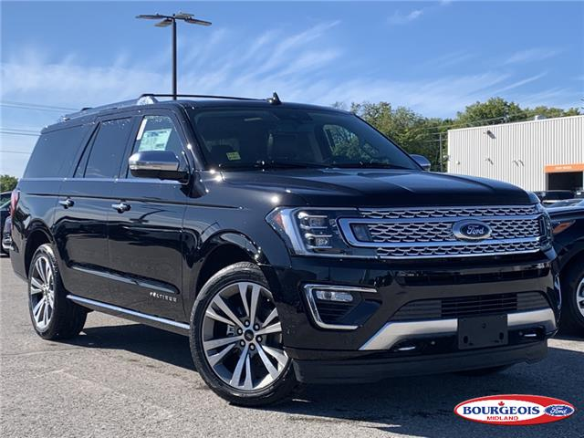 2020 Ford Expedition Max Platinum (Stk: 20T833) in Midland - Image 1 of 23