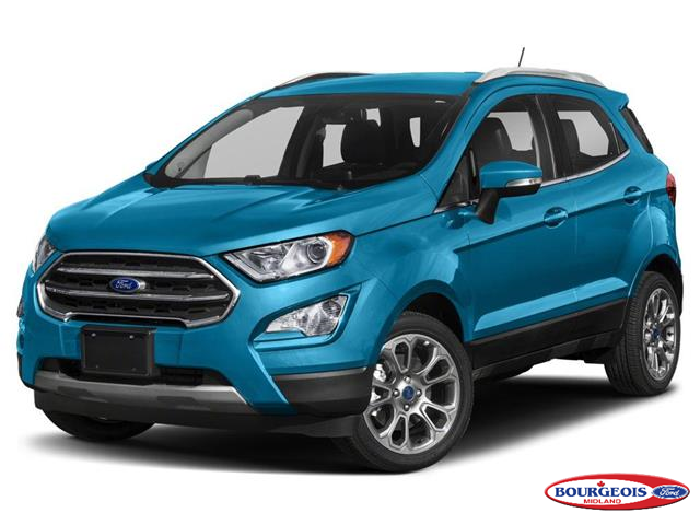 2020 Ford EcoSport SE (Stk: 20T884) in Midland - Image 1 of 9