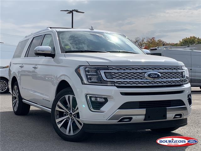 2020 Ford Expedition Max Platinum (Stk: 20T913) in Midland - Image 1 of 20