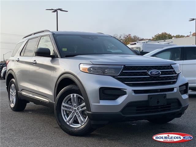 2020 Ford Explorer XLT (Stk: 20T908) in Midland - Image 1 of 17