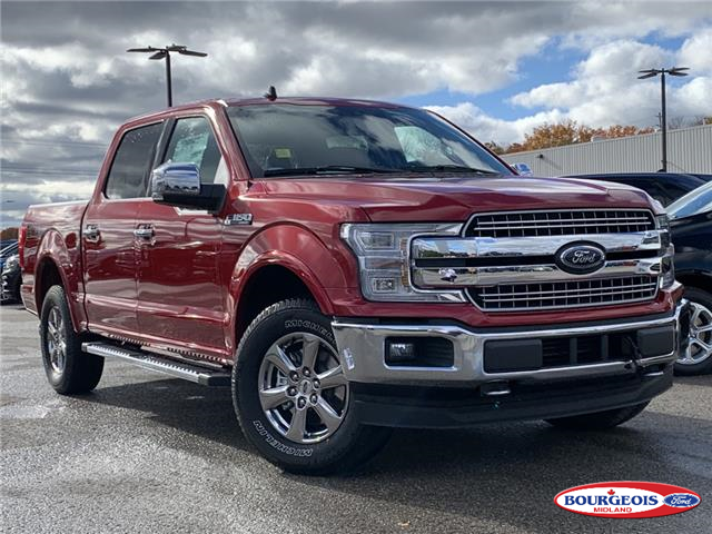 2020 Ford F-150 Lariat (Stk: 20T984) in Midland - Image 1 of 20