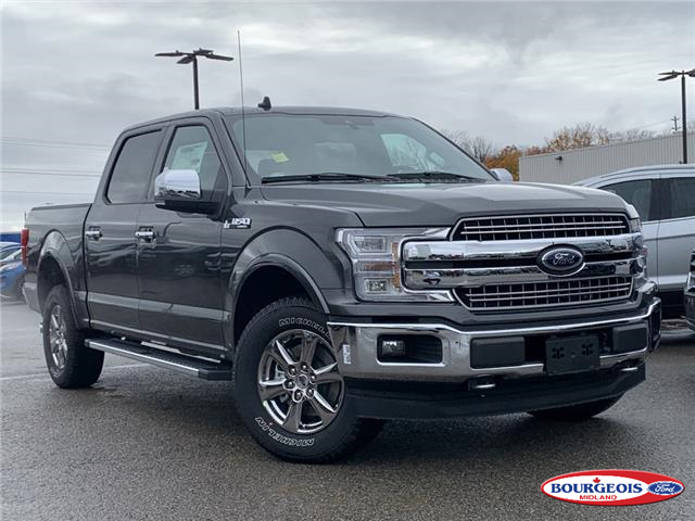 2020 Ford F-150 Lariat (Stk: 20T1013) in Midland - Image 1 of 20
