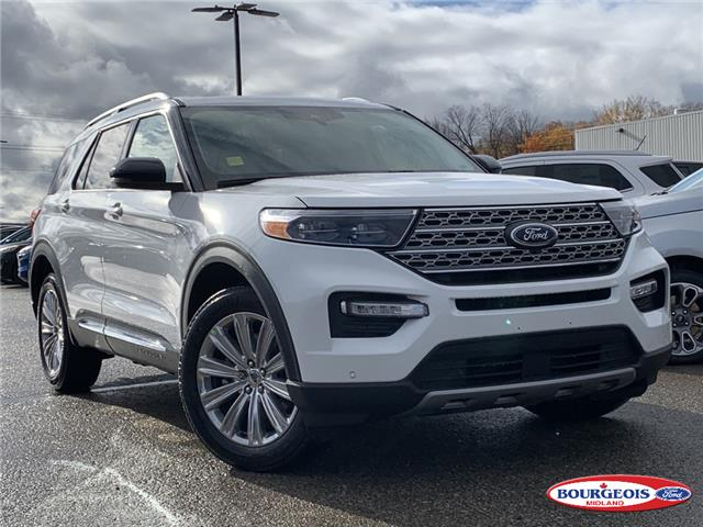 2020 Ford Explorer Limited (Stk: 20T959) in Midland - Image 1 of 18