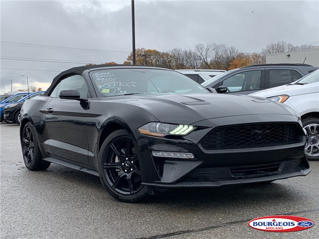 2020 Ford Mustang EcoBoost (Stk: 20MU25) in Midland - Image 1 of 13