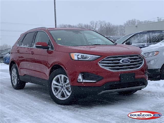2020 Ford Edge SEL (Stk: 20T1125) in Midland - Image 1 of 15