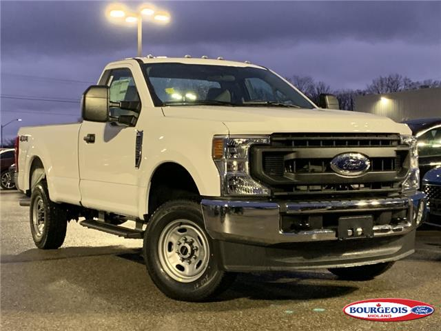 2021 Ford F-250 XL (Stk: 021T18) in Midland - Image 1 of 9